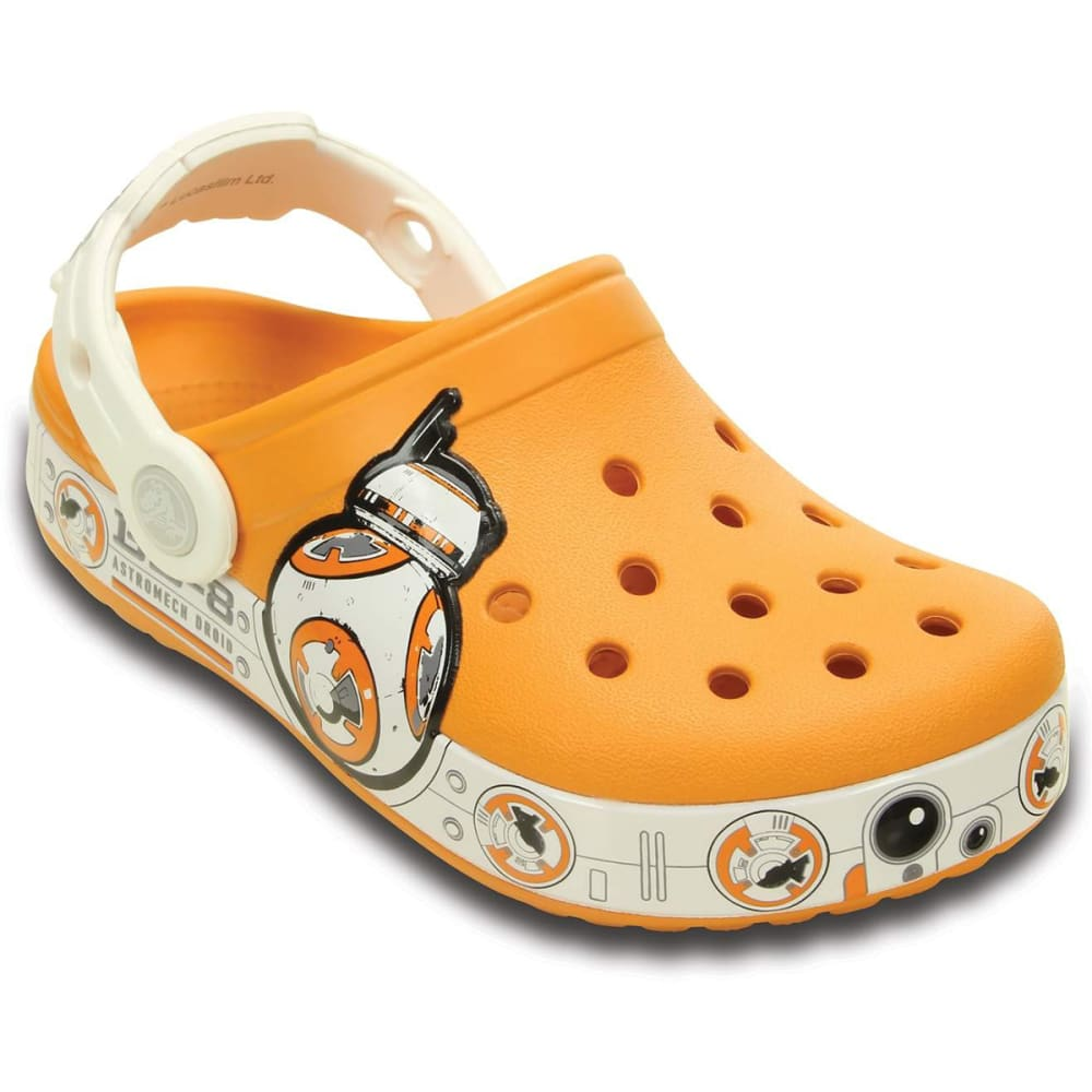 CROCS Boys' Star Wars™ BB-8™ Clogs - HOT TODDIES