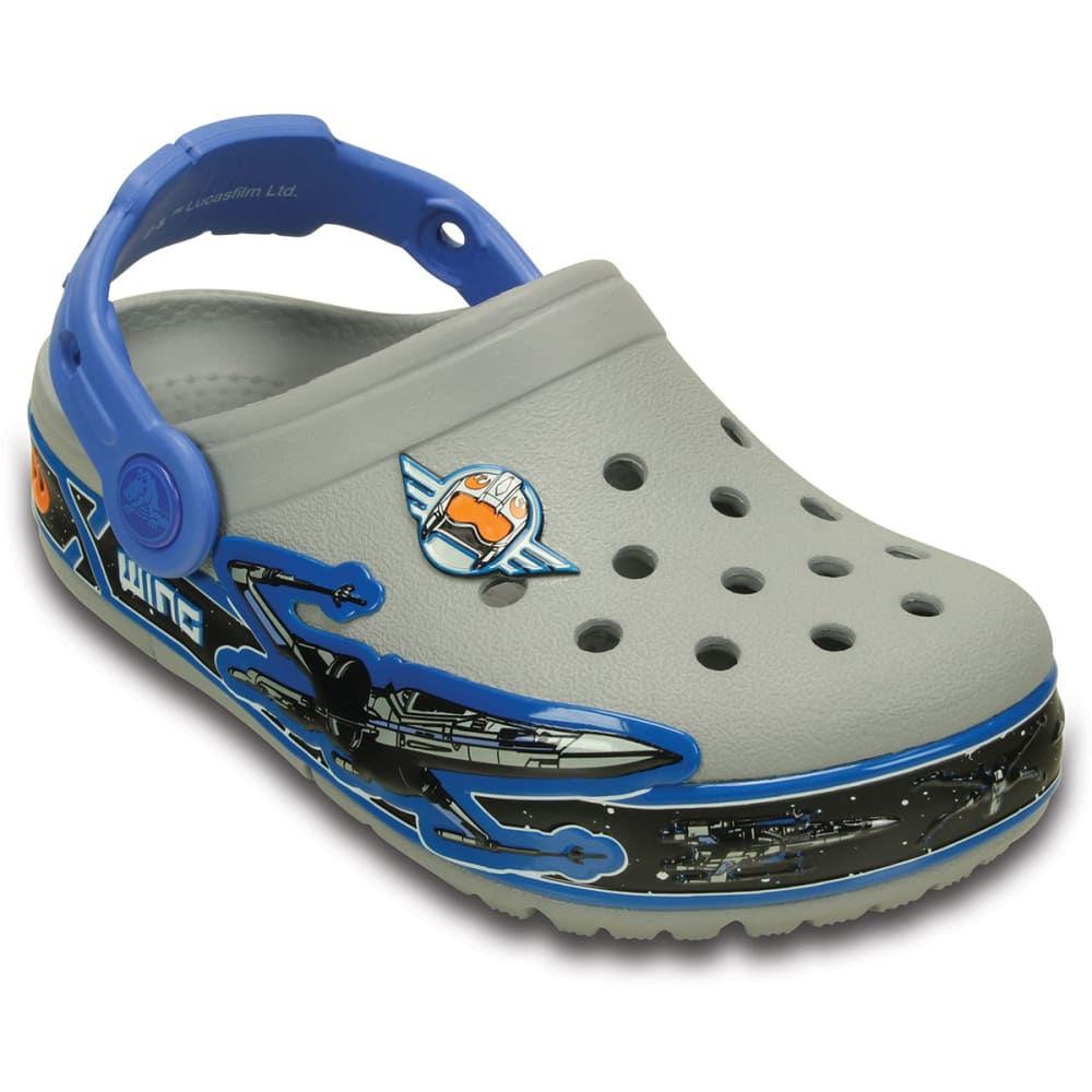 CROCS Kids' Star Wars X-Wing Clogs - HOT TODDIES