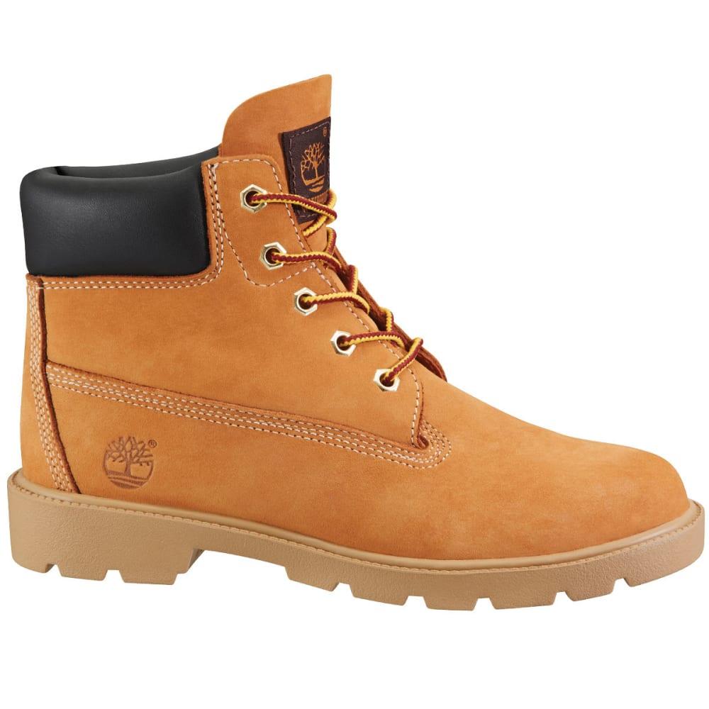 TIMBERLAND Kids' Classic Waterproof Boots, Medium Width 3.5