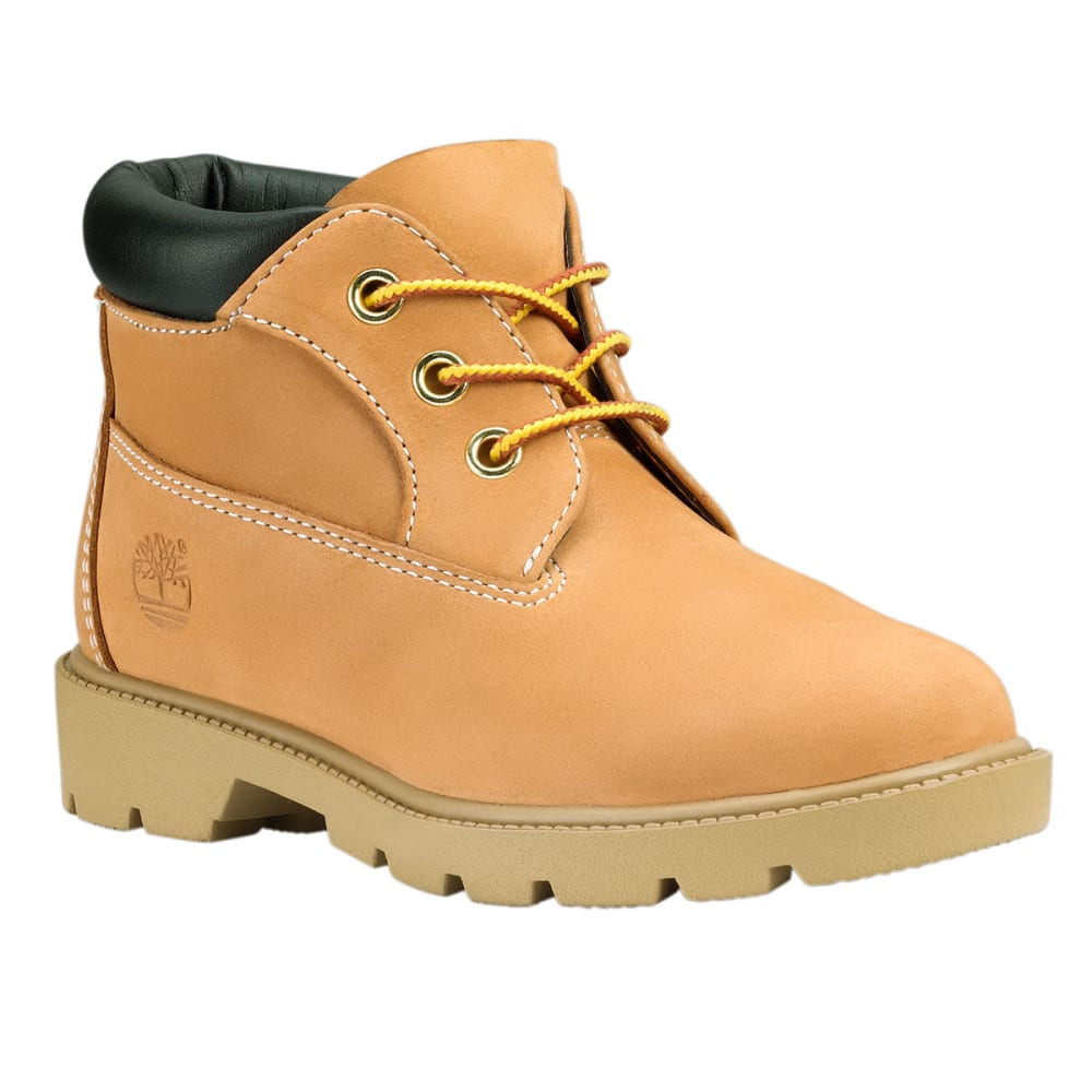 TIMBERLAND Boys' 3-Eye Chukka 4.5