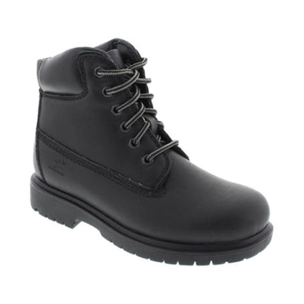 DEER STAGS Kids' Mack 2 Work Boot - BLACK