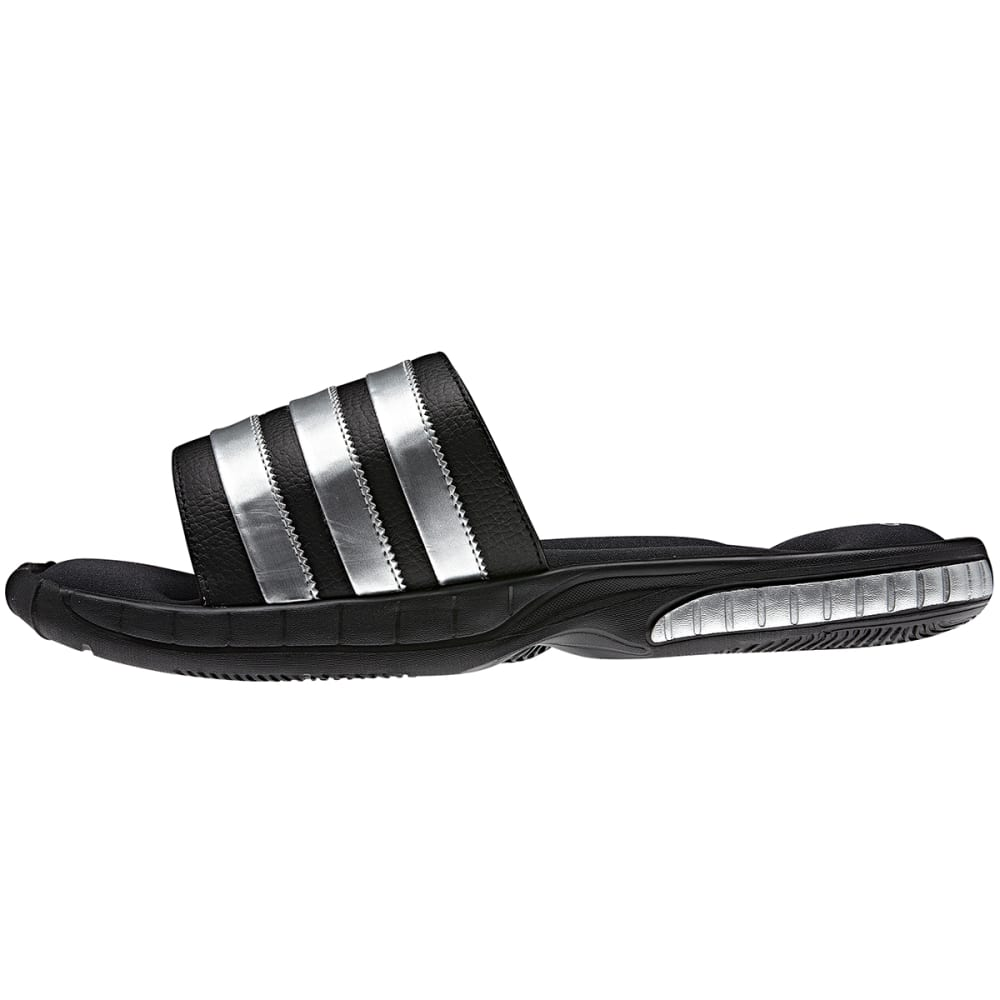 ADIDAS Men's Superstar 3g Slides - BLACK/SILVER