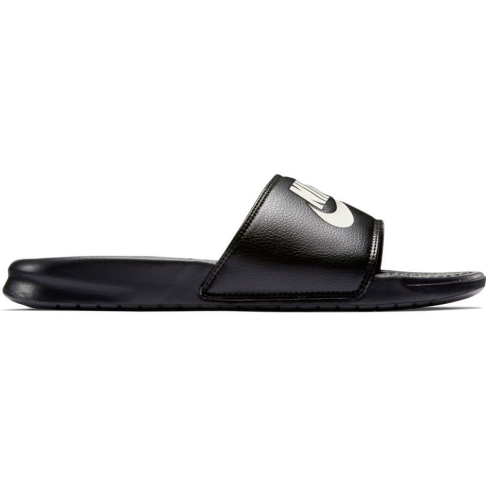 NIKE Men's Benassi Just Do It Slide Sandals 8
