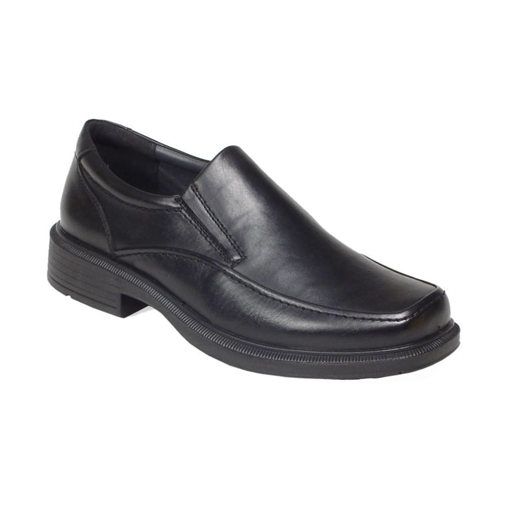 DEER STAGS Men's Brooklyn Slip-On Shoes - BLACK
