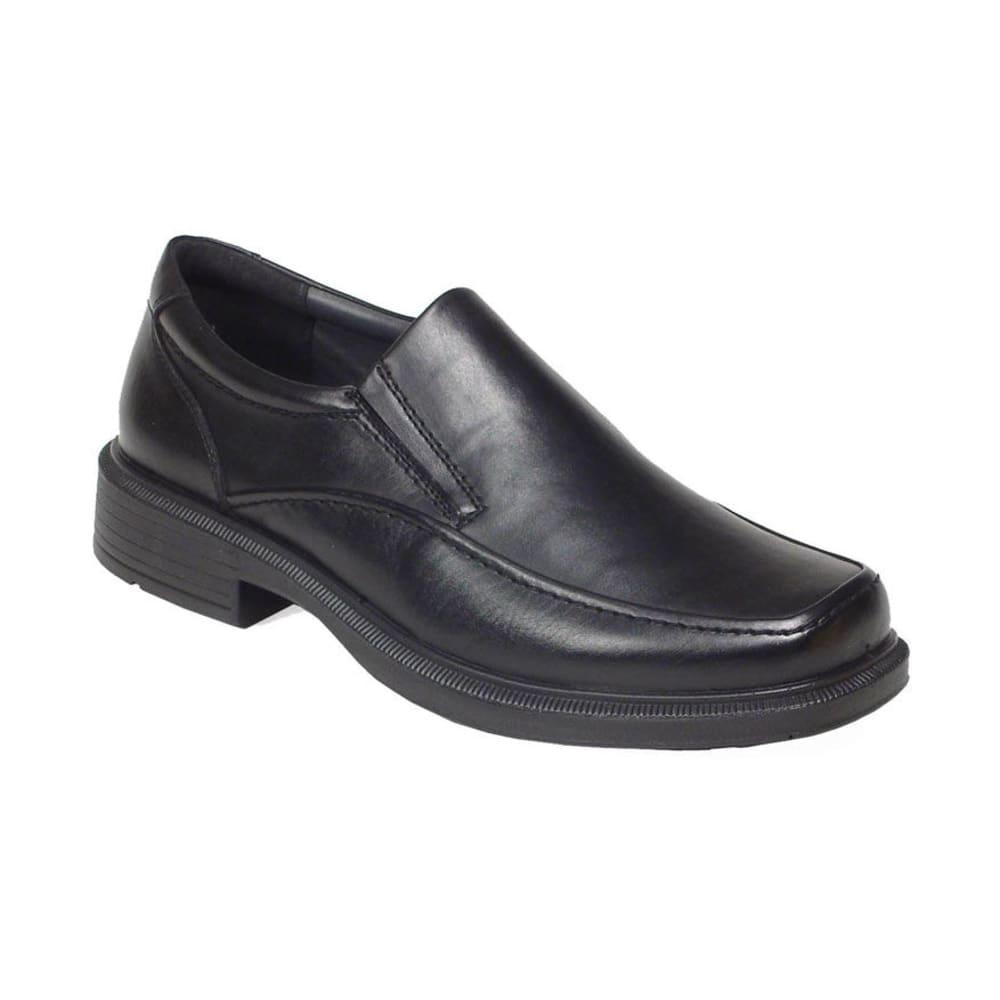 DEER STAGS Men's Brooklyn Slip-On Shoes - BLACK