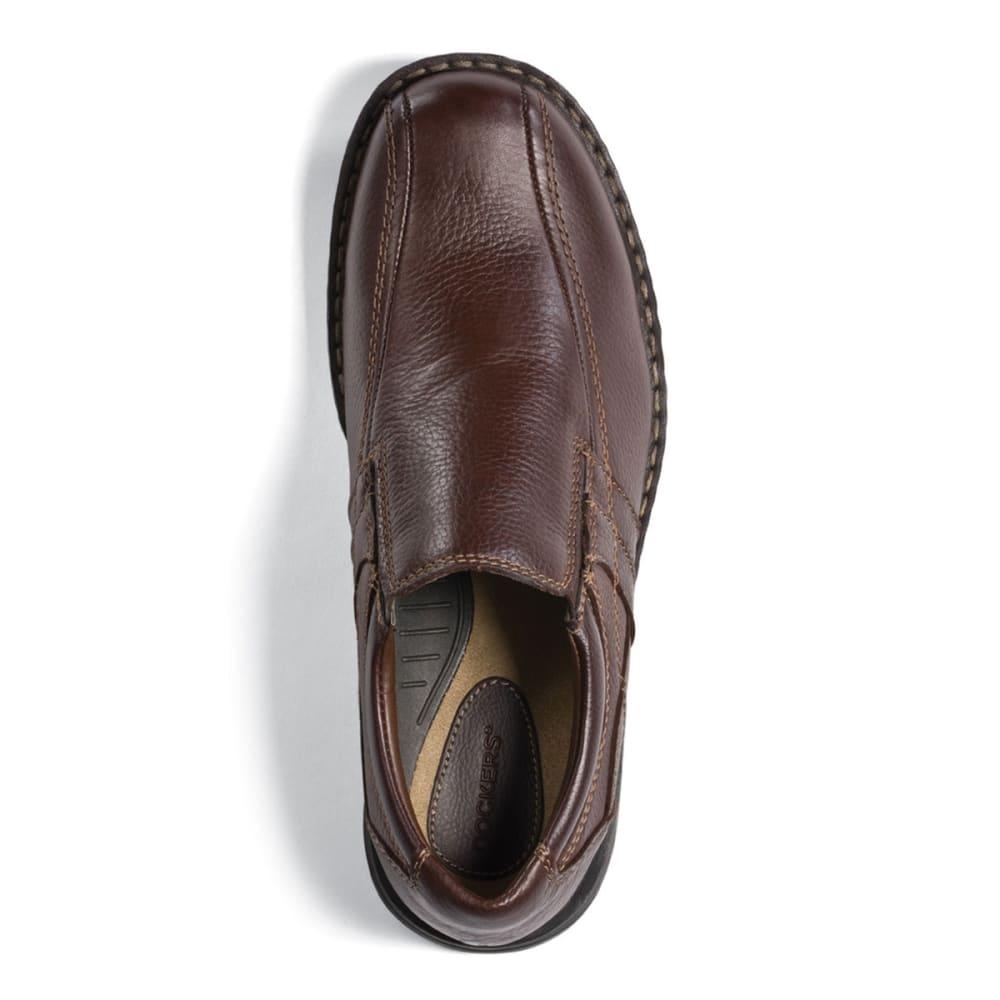 DOCKERS Men's Caper Slip-On Shoes - BROWN
