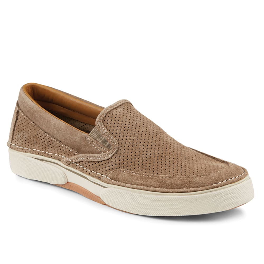 SPERRY Men's Largo Slip On Shoes - BROWN