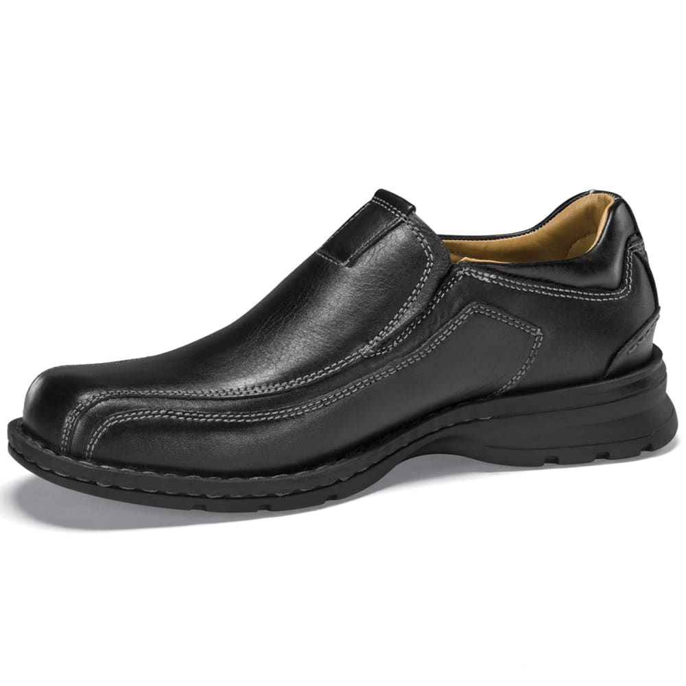 DOCKERS Men's Agent Slip-On Shoes - BLACK 9029034