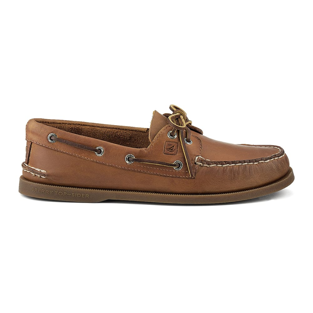 SPERRY Men's Authentic Original 2-Eye Boat Shoes - SAHARA MEDIUM