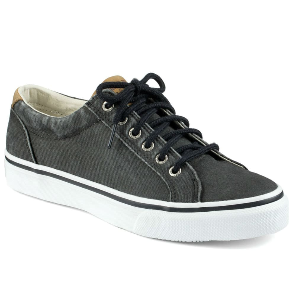 SPERRY Men's Top-Sider Striper LTT Shoes - BLACK