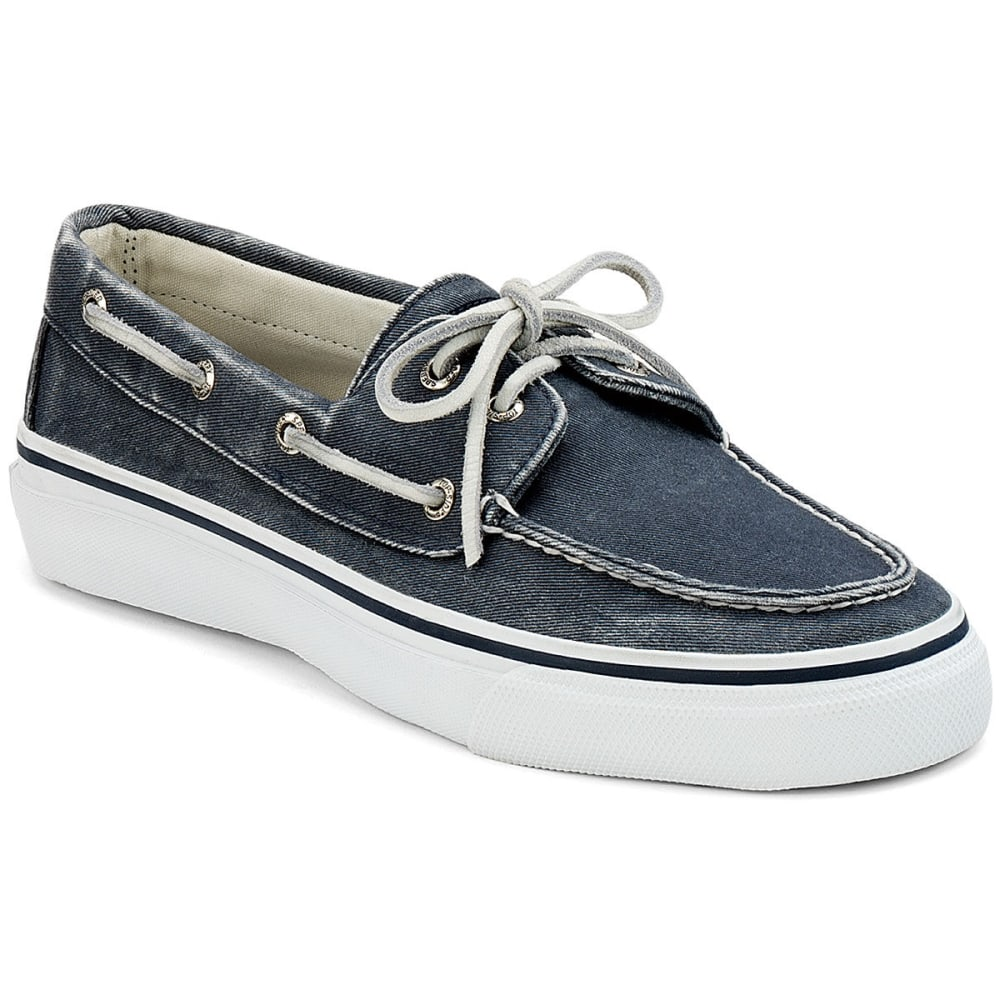 SPERRY Men's Bahama 2-Eye Boat Shoes - NAVY
