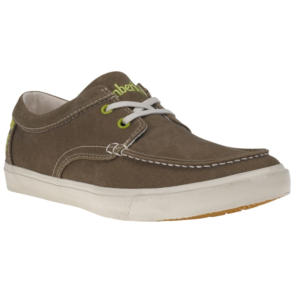 Timberland Men's Earthkeepers Hookset Camp Boat Oxford- PREMIER - OLIVE