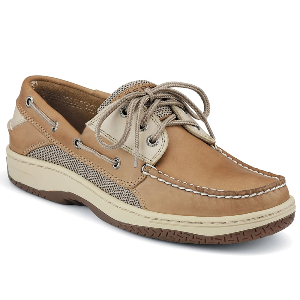 SPERRY Men's Billfish 3-Eye Boat Shoes - VINTAGE KHAKI