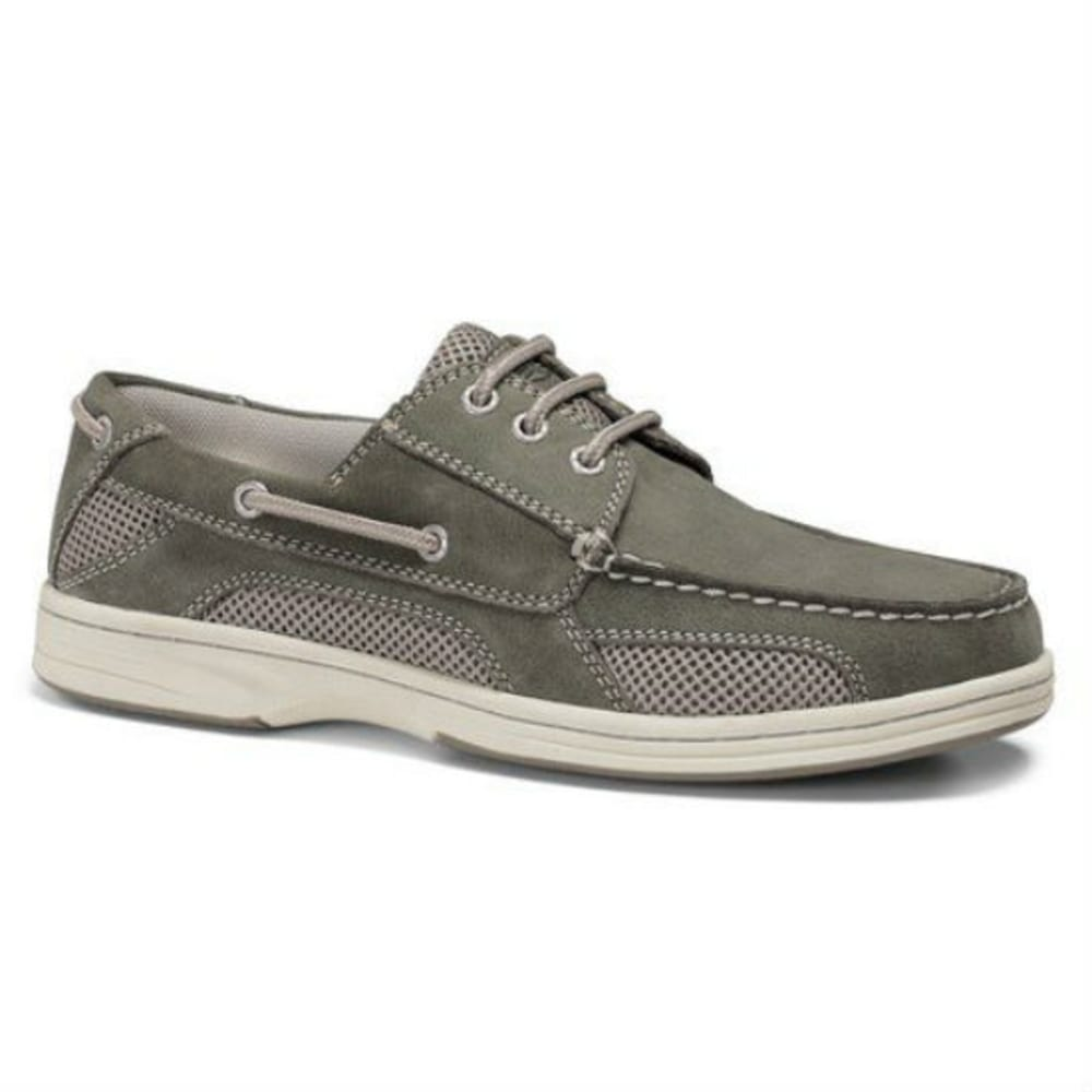 DOCKERS Men's Waterview Boat Shoes - GREY