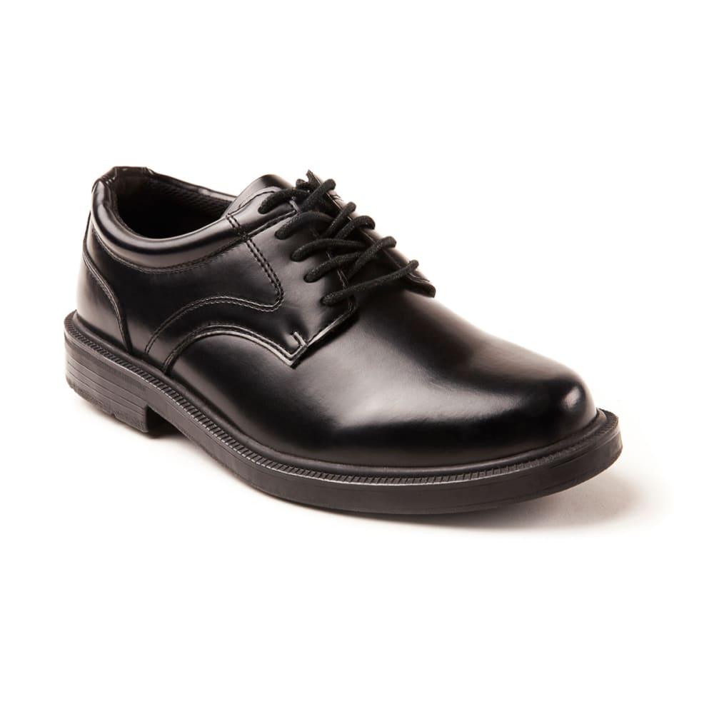 DEER STAG Men's Times Shoes - BLACK