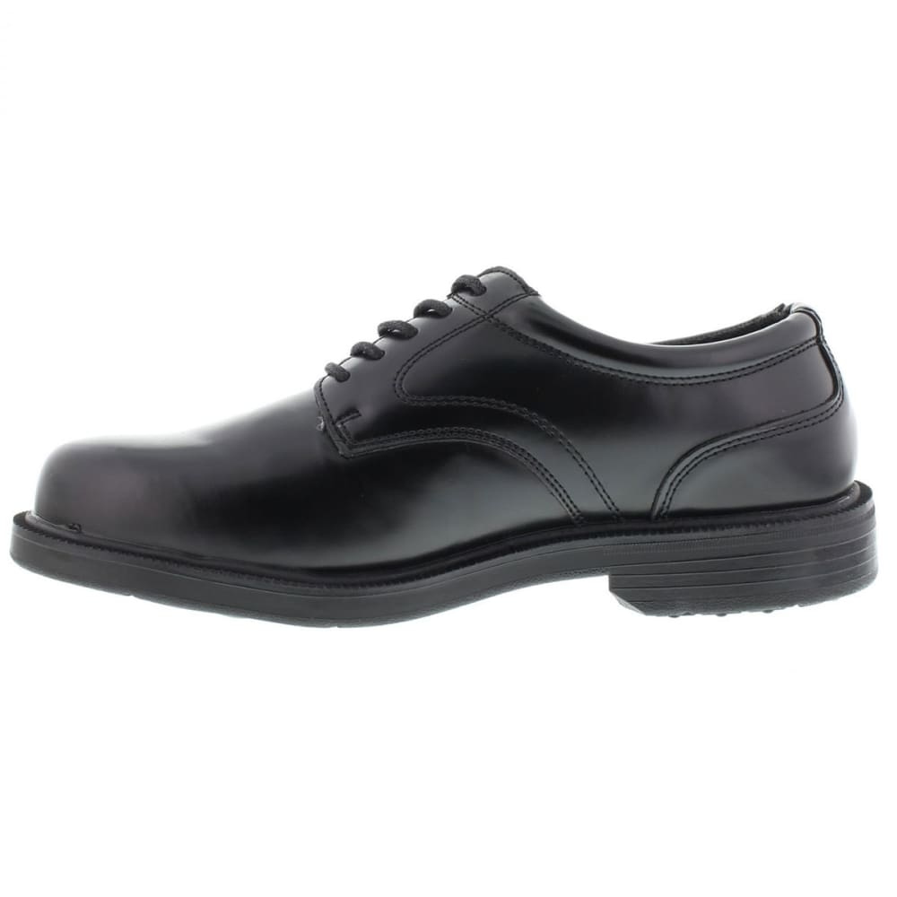 DEER STAGS Men's Times Shoes, Wide - BLACK