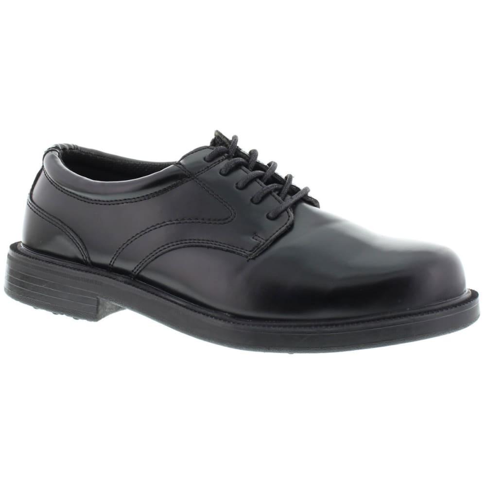 DEER STAGS Men's Times Shoes, Wide Width - BLACK
