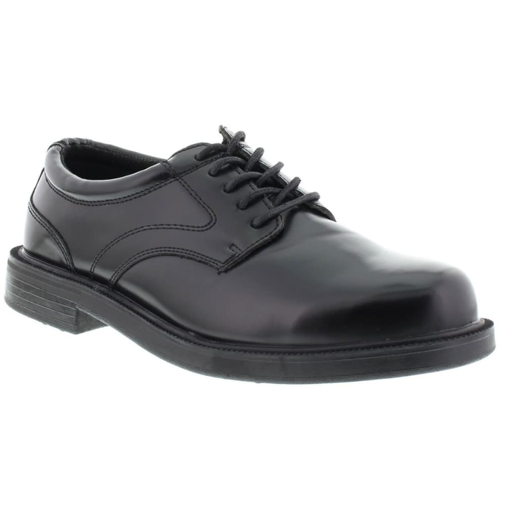 DEER STAGS Men's Times Shoes, Wide Width - BLACK