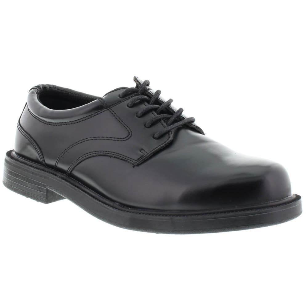 DEER STAGS Men's Times Shoes, Wide - BLACK