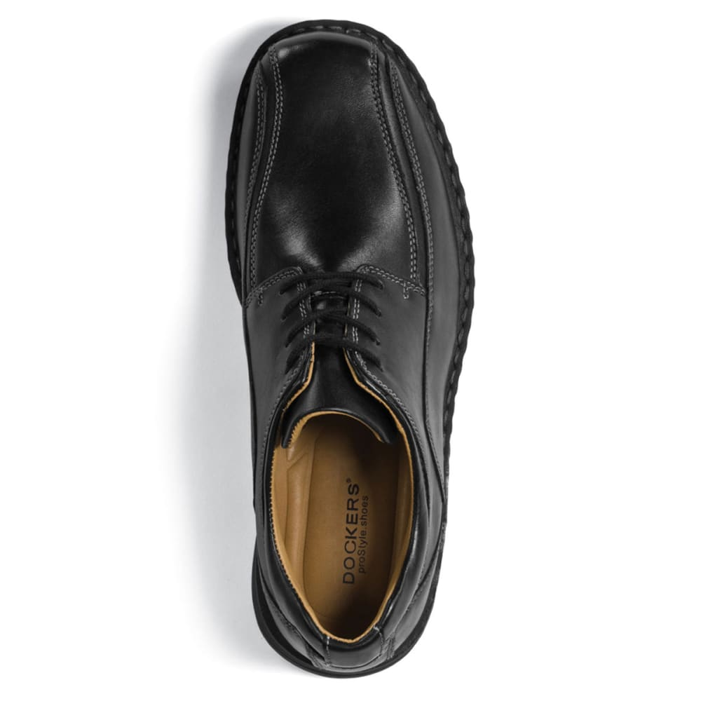 DOCKERS Men's Trustee Shoes - BLACK 9029024