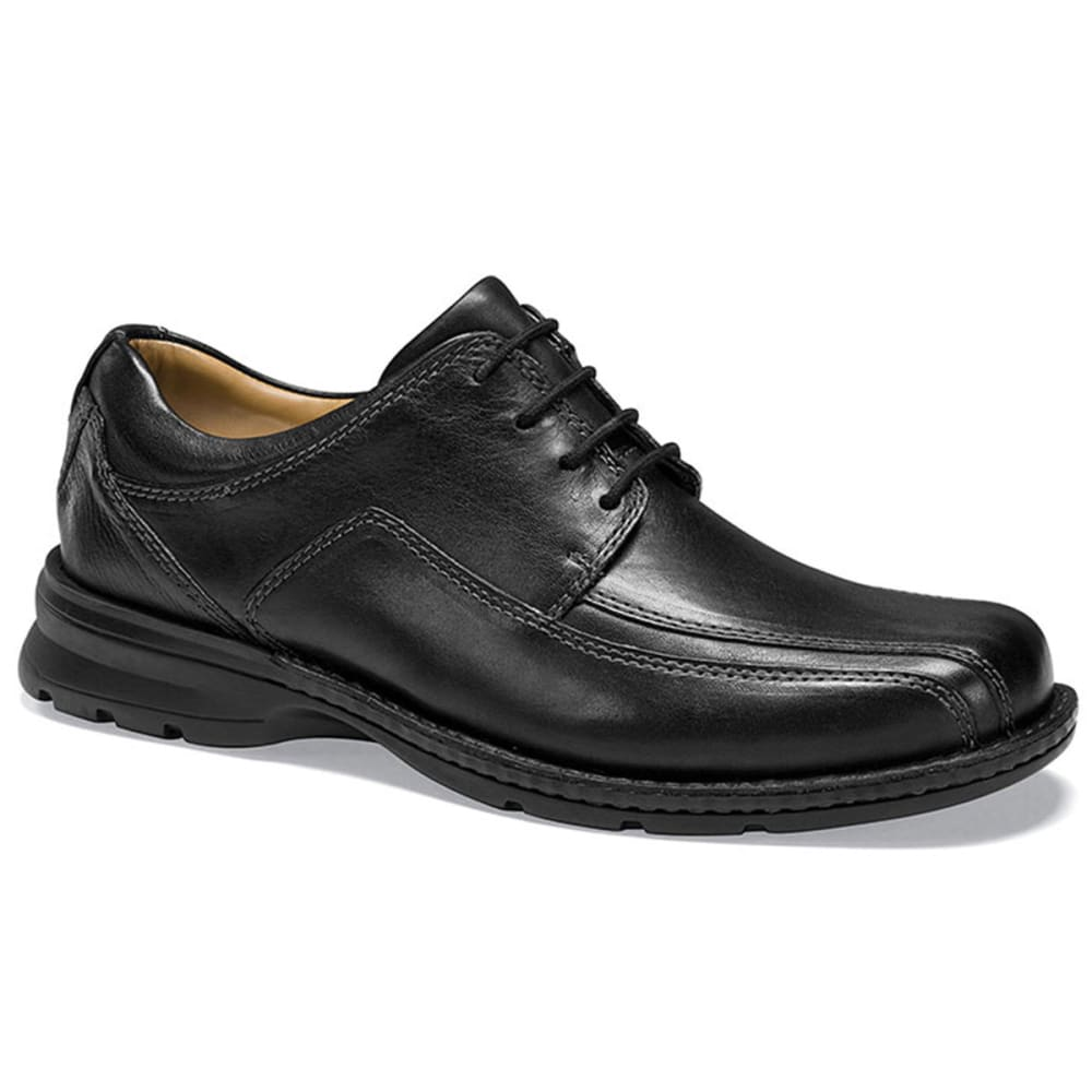 Dockers Men's Trustee Shoes, Wide Width - Black, 8