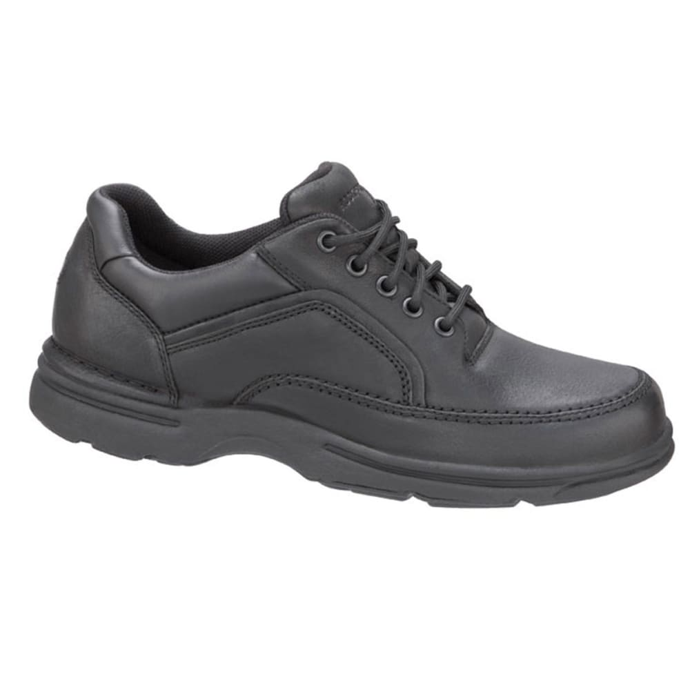 ROCKPORT Men's Eureka Oxford Shoes, Medium Width - BLACK