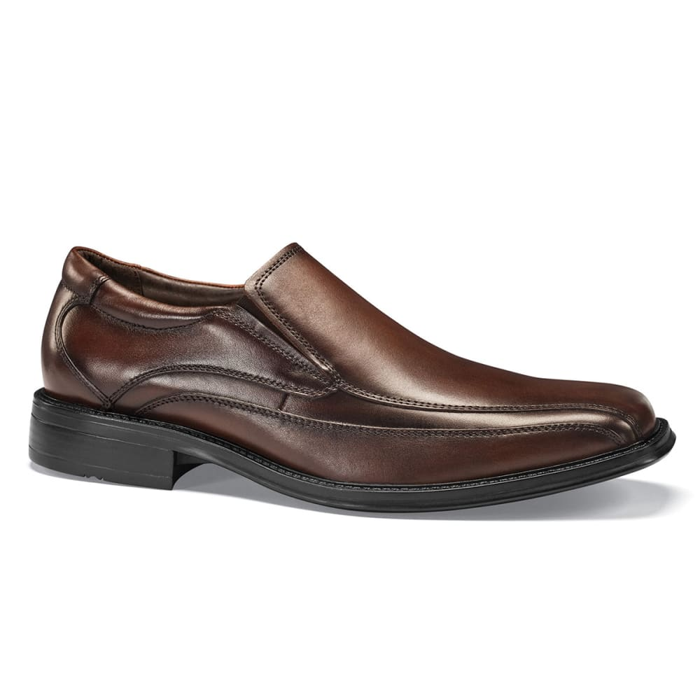 DOCKERS Men's Franchise Loafers - MAHOGANY