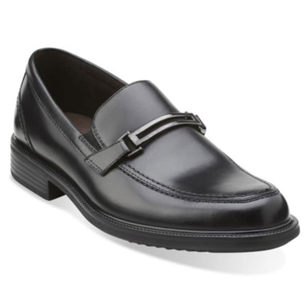 BOSTONIAN Men's Bardwell Bit Dress Shoes - BLACK