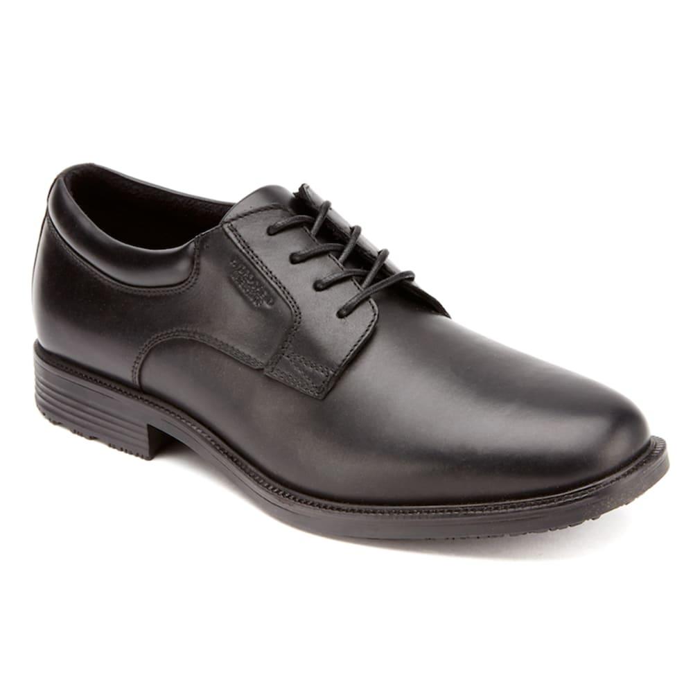 ROCKPORT Men's Essential Details Plain-Toe Shoes - BLACK
