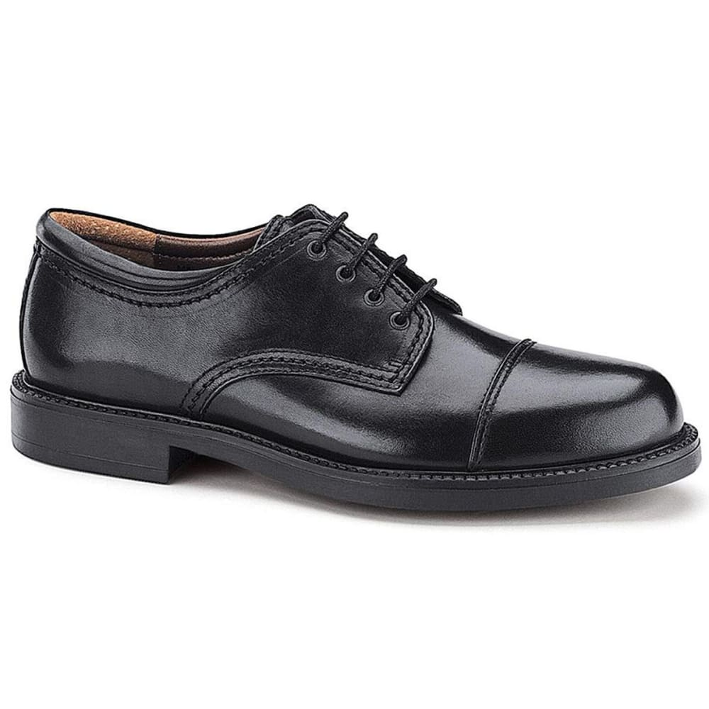 DOCKERS Men's Gordon Cap-Toed Oxfords - BLACK DI 9002214