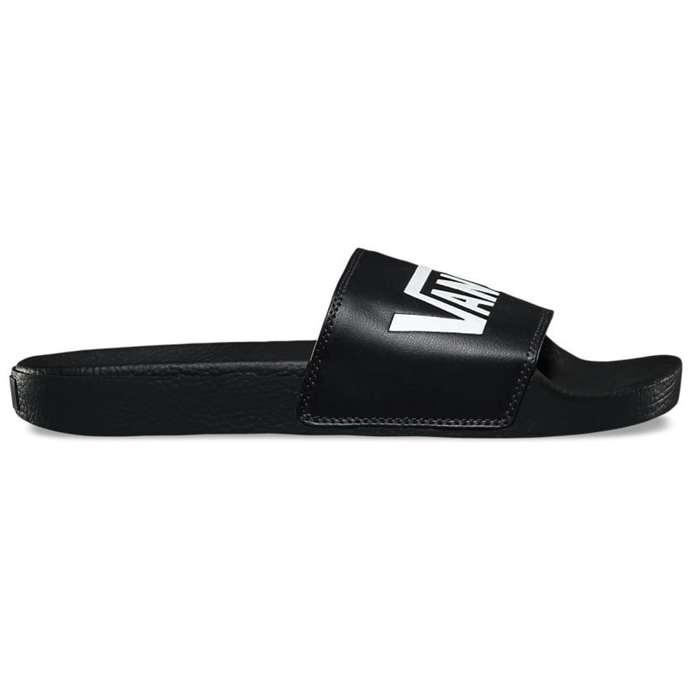 VANS Men's Slide-On Sandals - BLACK
