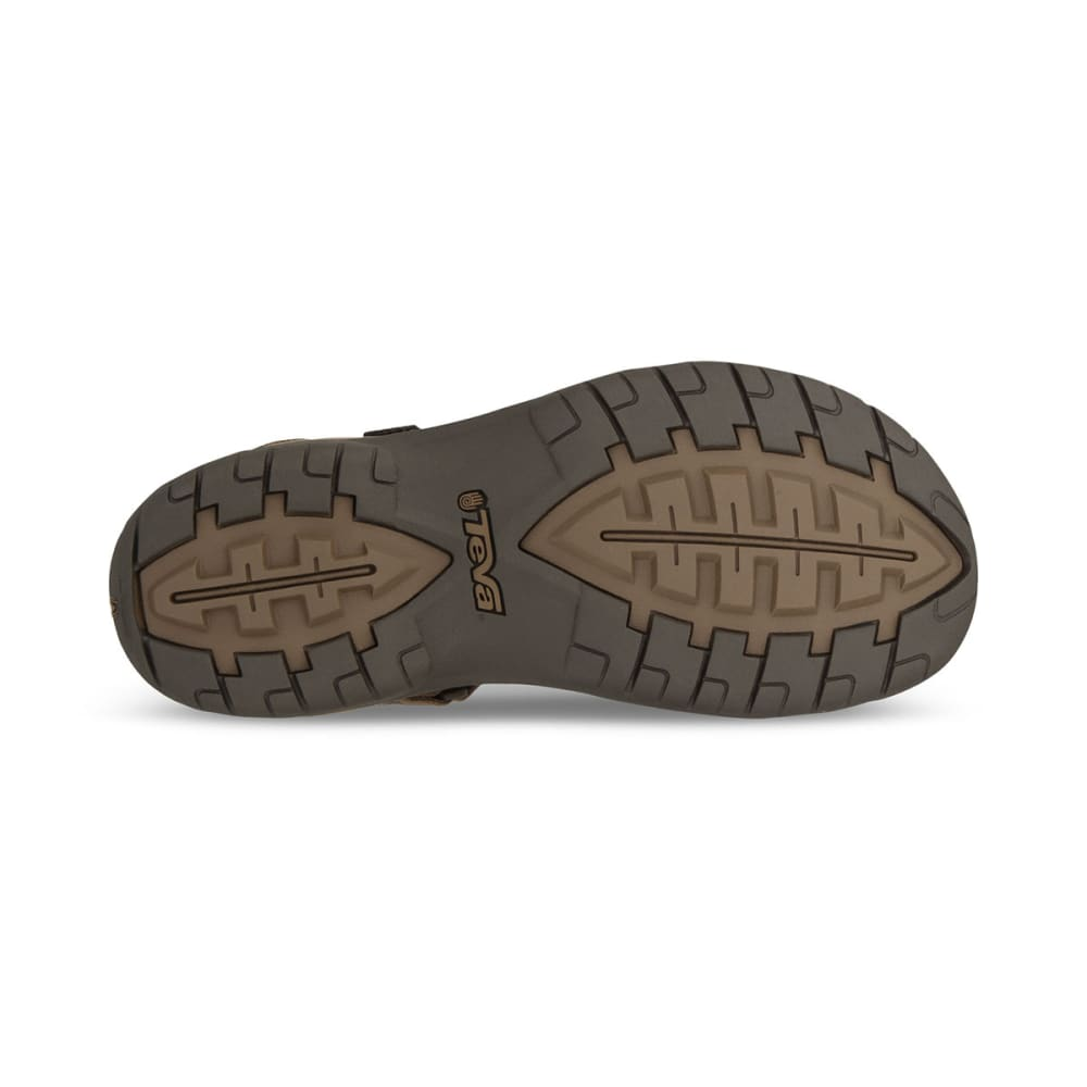 TEVA Men's Tanza River Sandals - BROWN