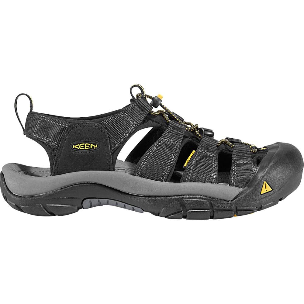 KEEN Men's Newport H2 Sandals - BLACK