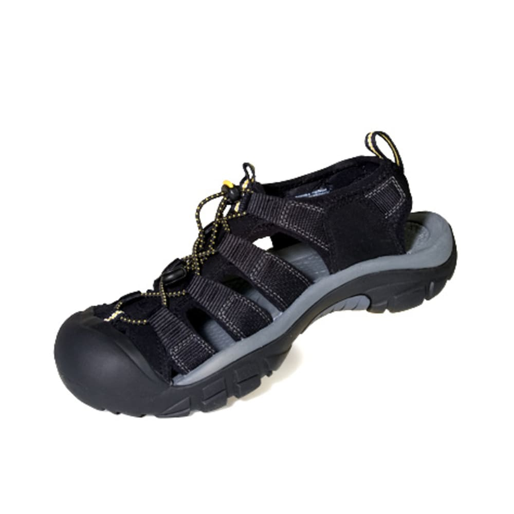Keen Men's Newport H2 Sandals - Black, 10