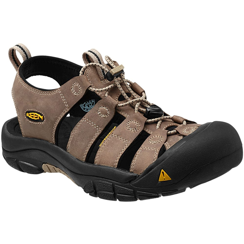 Keen Men's Newport H2 Sandals - Brown, 9