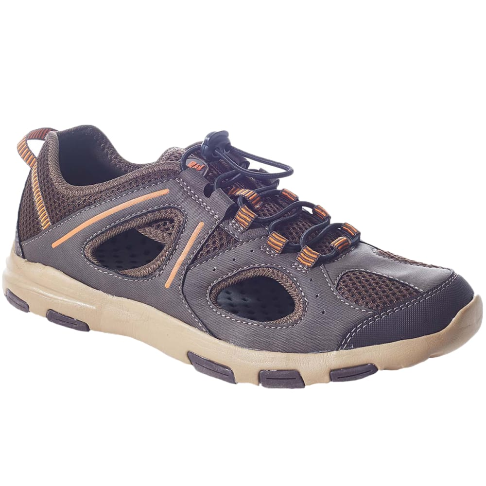 ISLAND SURF Men's Cliff Water Shoes - BROWN