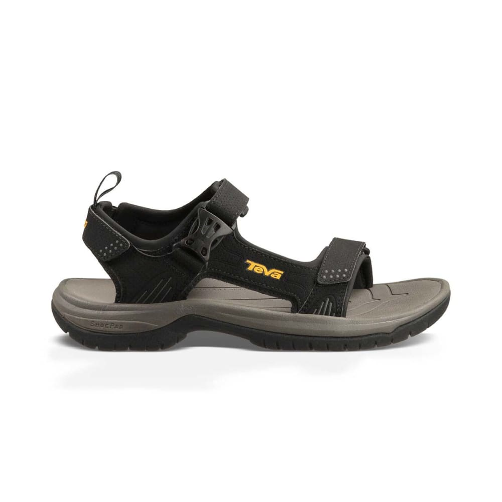 TEVA Men's Holliway Sandals - BLACK