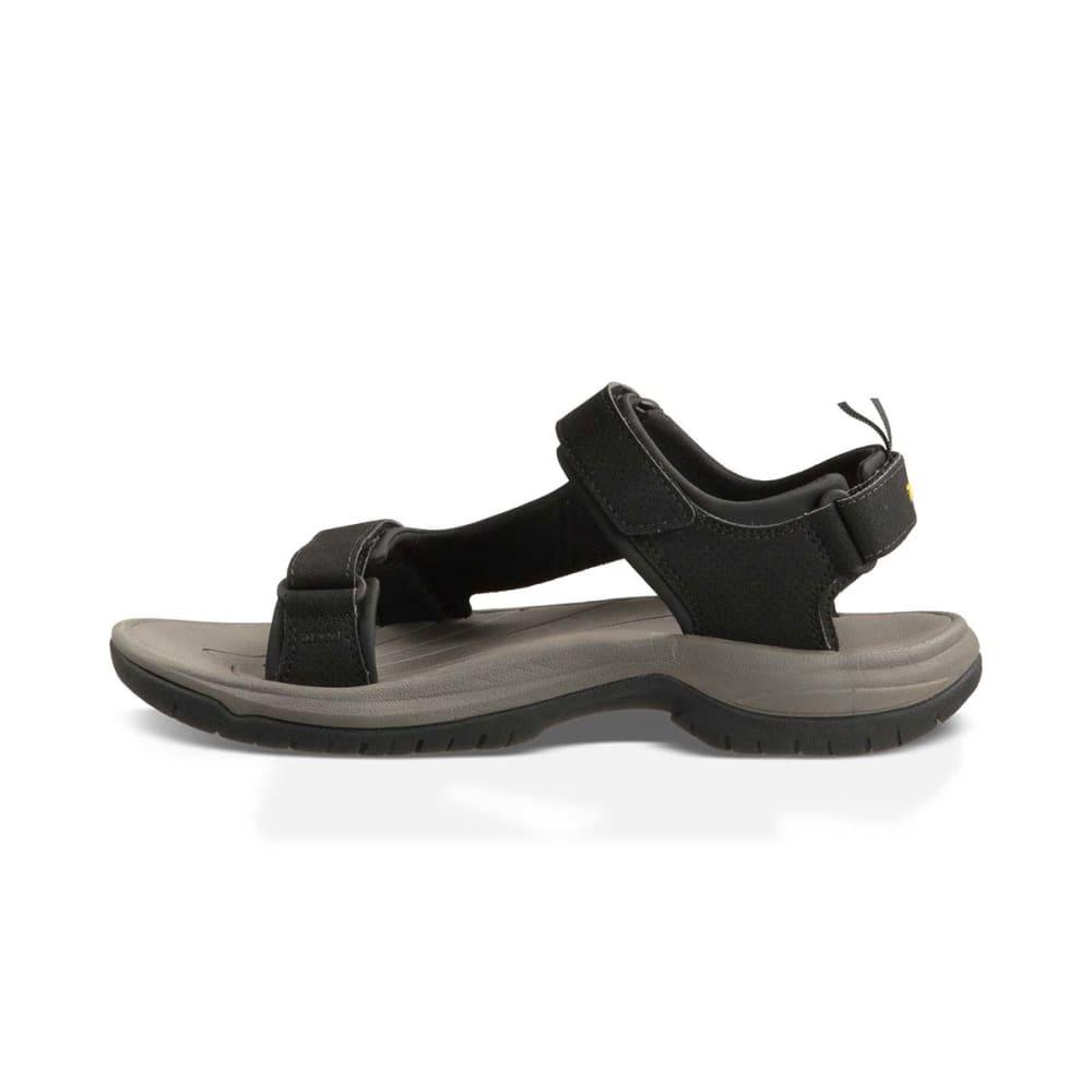 TEVA Men's Holliway Sandals - BLACK