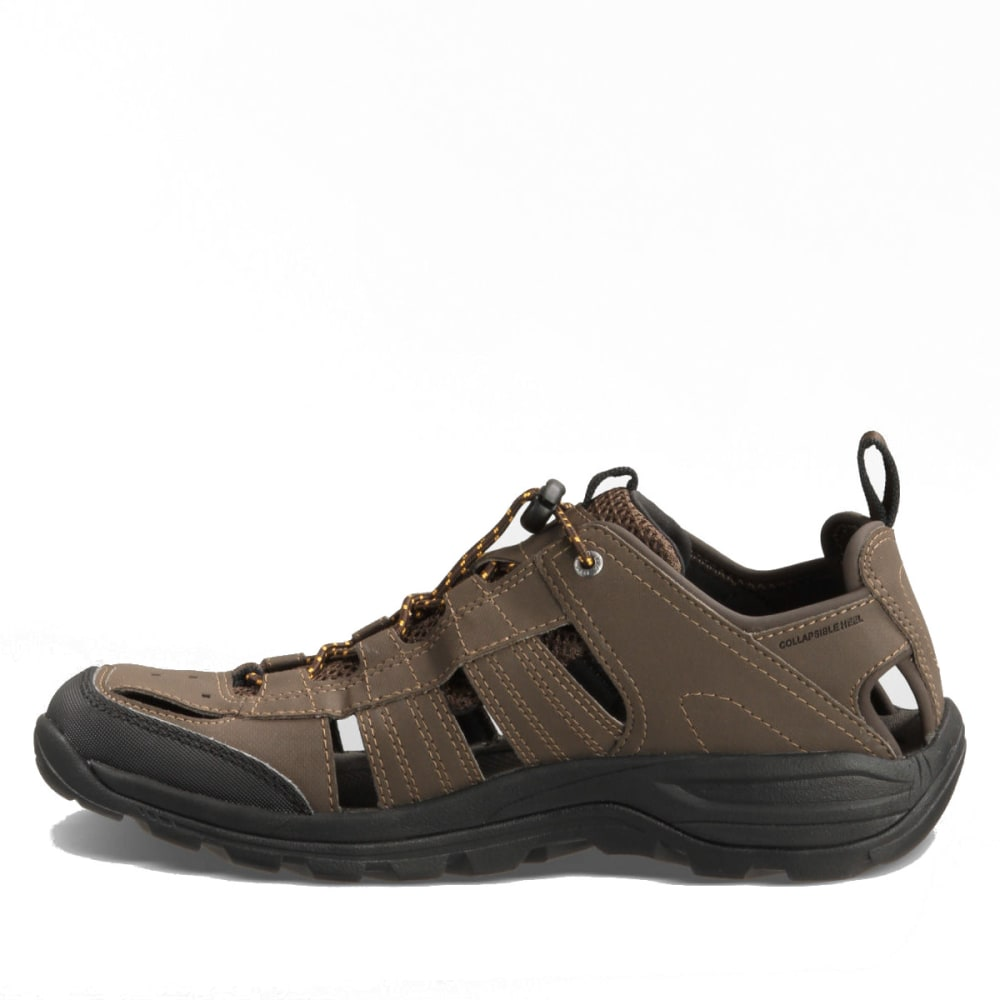 TEVA Men's Kitling Sandal - COFFEE