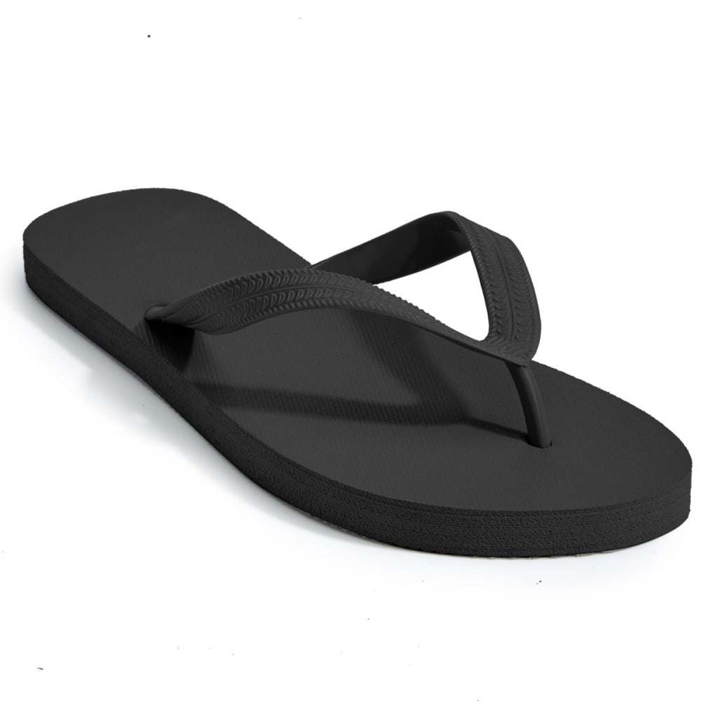 EASTMAN Men's Zori Flip Flops - BLACK