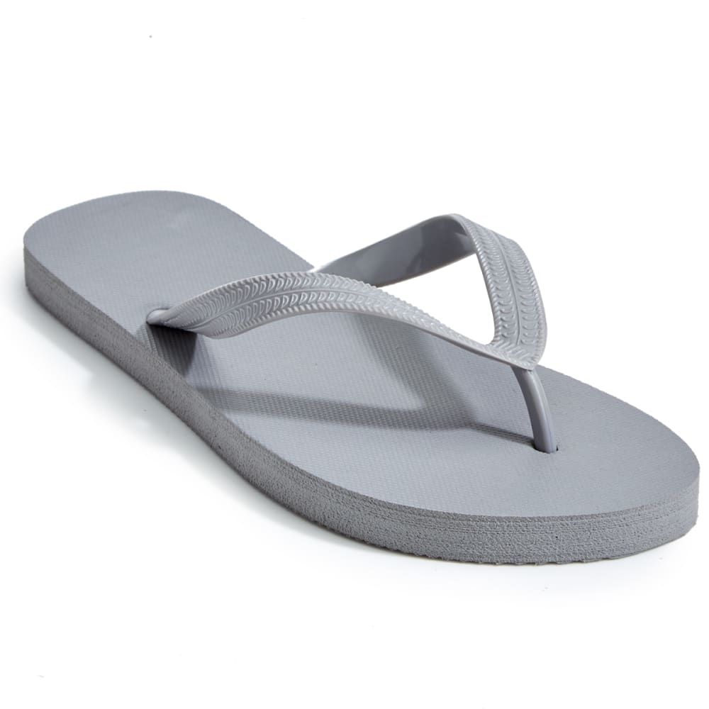 EASTMAN Men's Zori Flip Flops - GREY