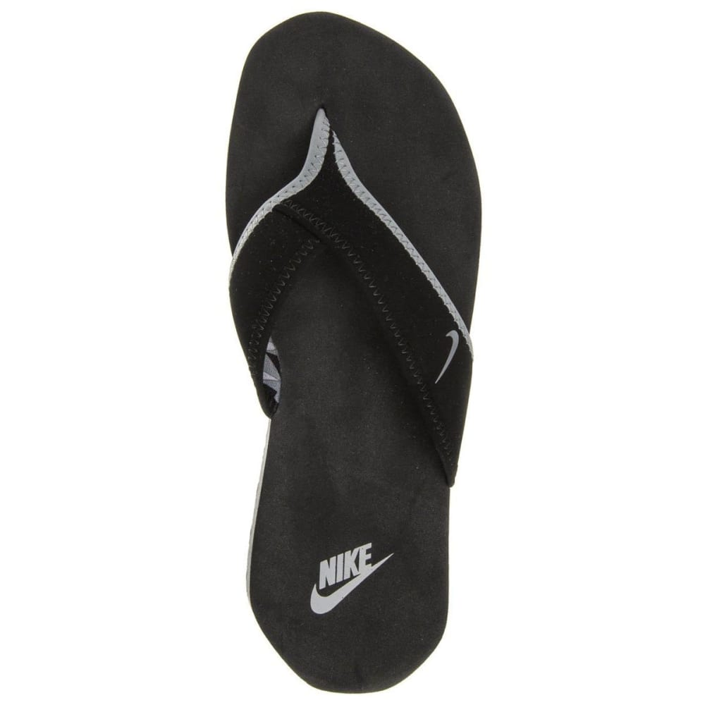 NIKE Men's Celso Plus Thong Sandals - BLACK