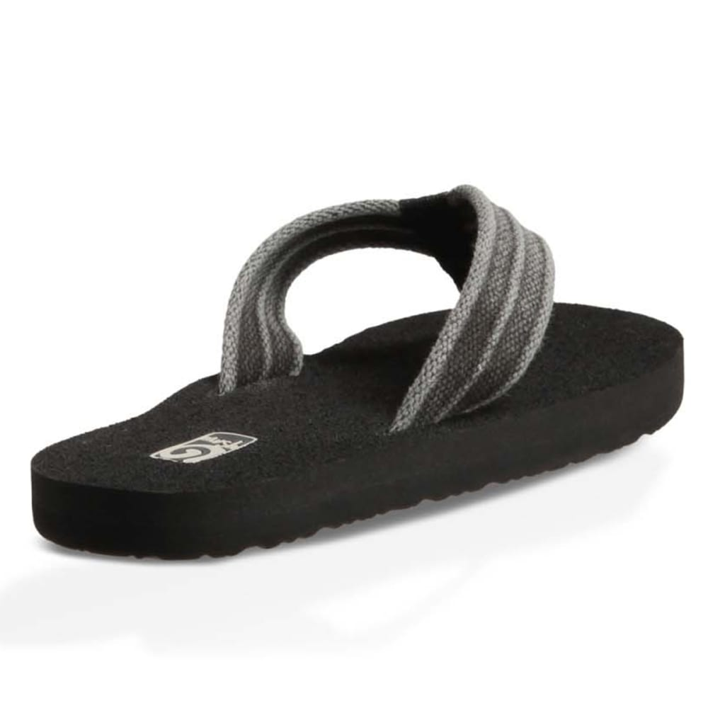 TEVA Men's Mush II Flip-Flops - GREY-DRIZ
