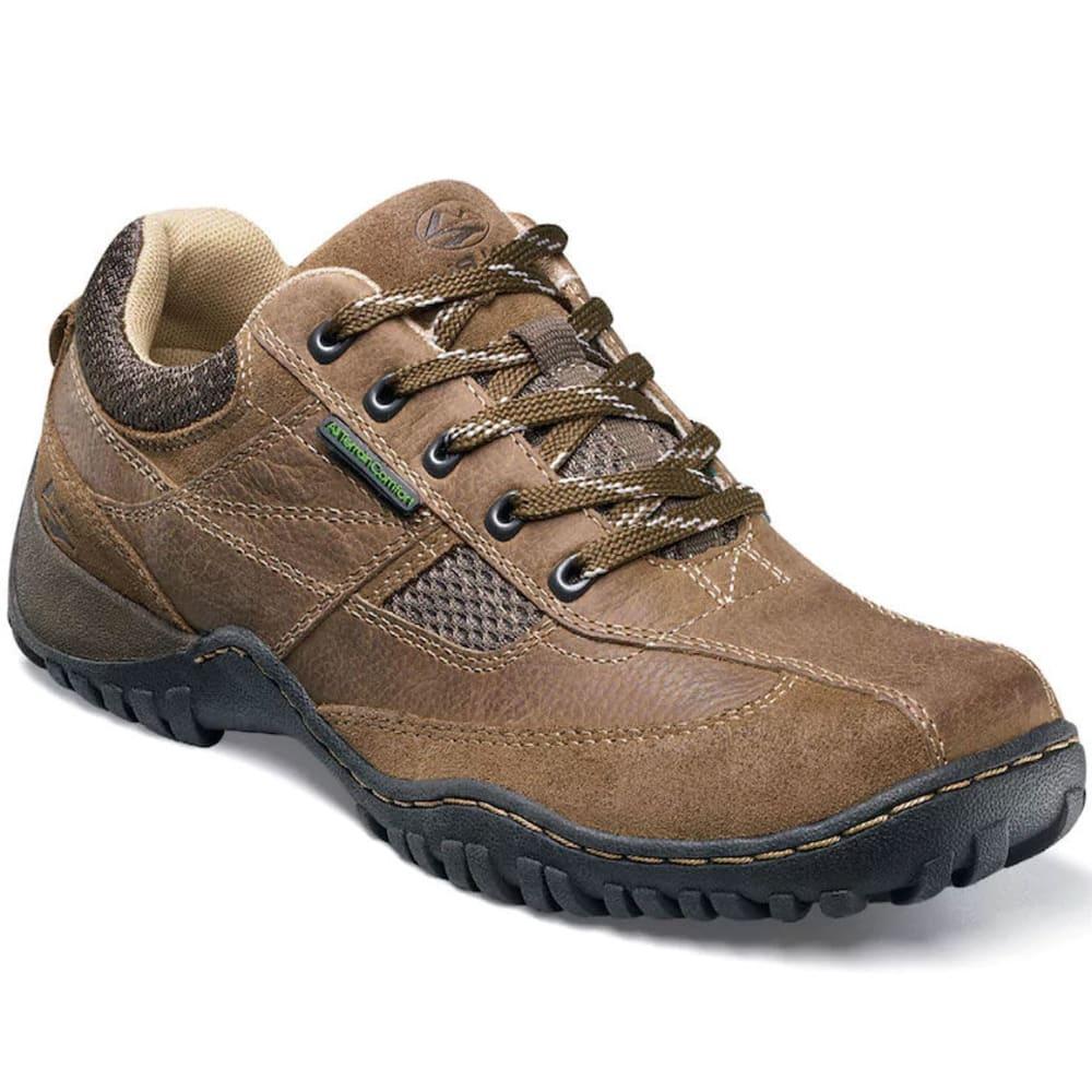 Nunn Bush Men's Parkside Casual Shoes - Brown, 9.5