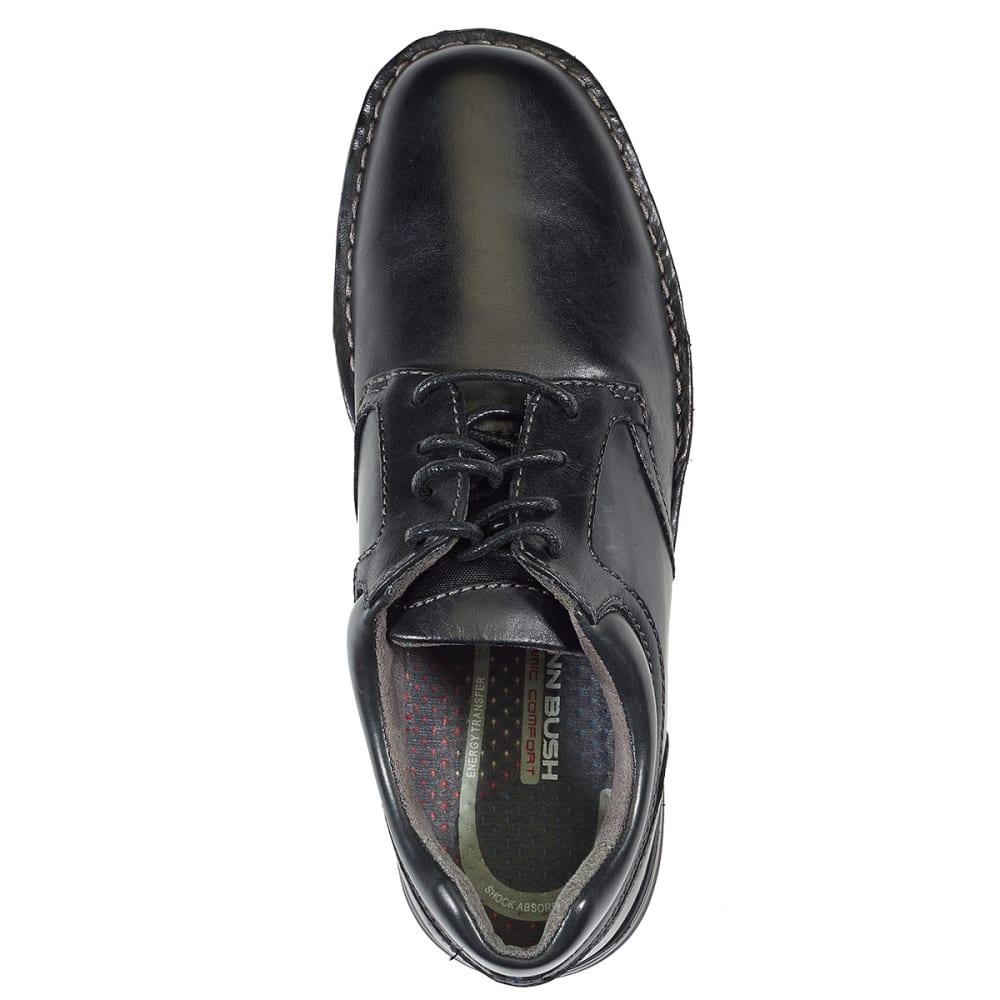 NUNN BUSH Men's Pennant Plain-Toe Oxford Shoes - BLACK