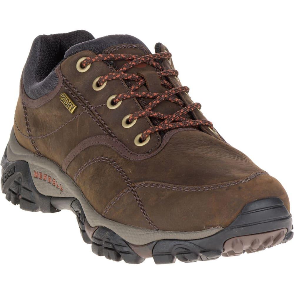MERRELL Men's Moab Rover Waterproof Shoes, Espresso - ESPRESSO