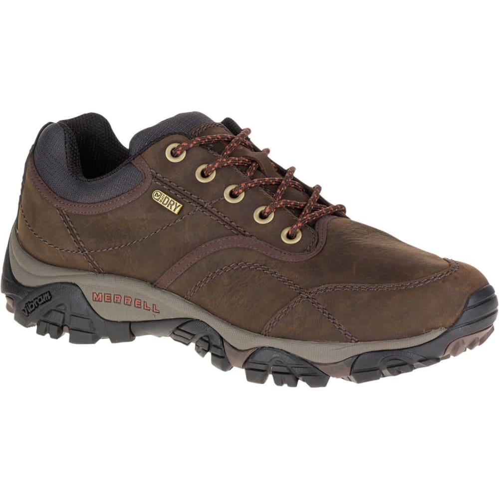 Merrell Men's Moab Rover Waterproof Shoes, Espresso - Brown, 8