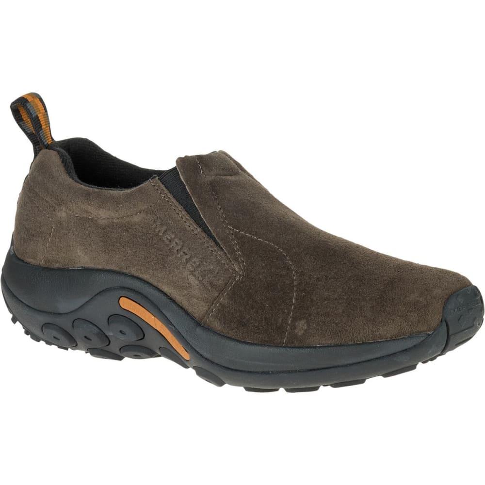 MERRELL Men's Jungle Moc Shoes, Wide 8