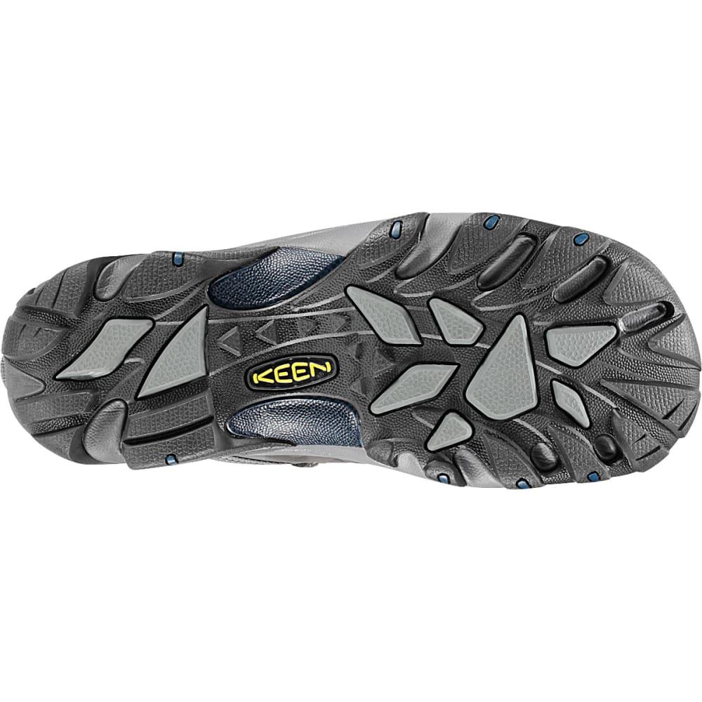 KEEN Men's Targhee II Hiking Shoes, Gargoyle/Midnight Navy - GARGOYLE/MIDNIGHT NA