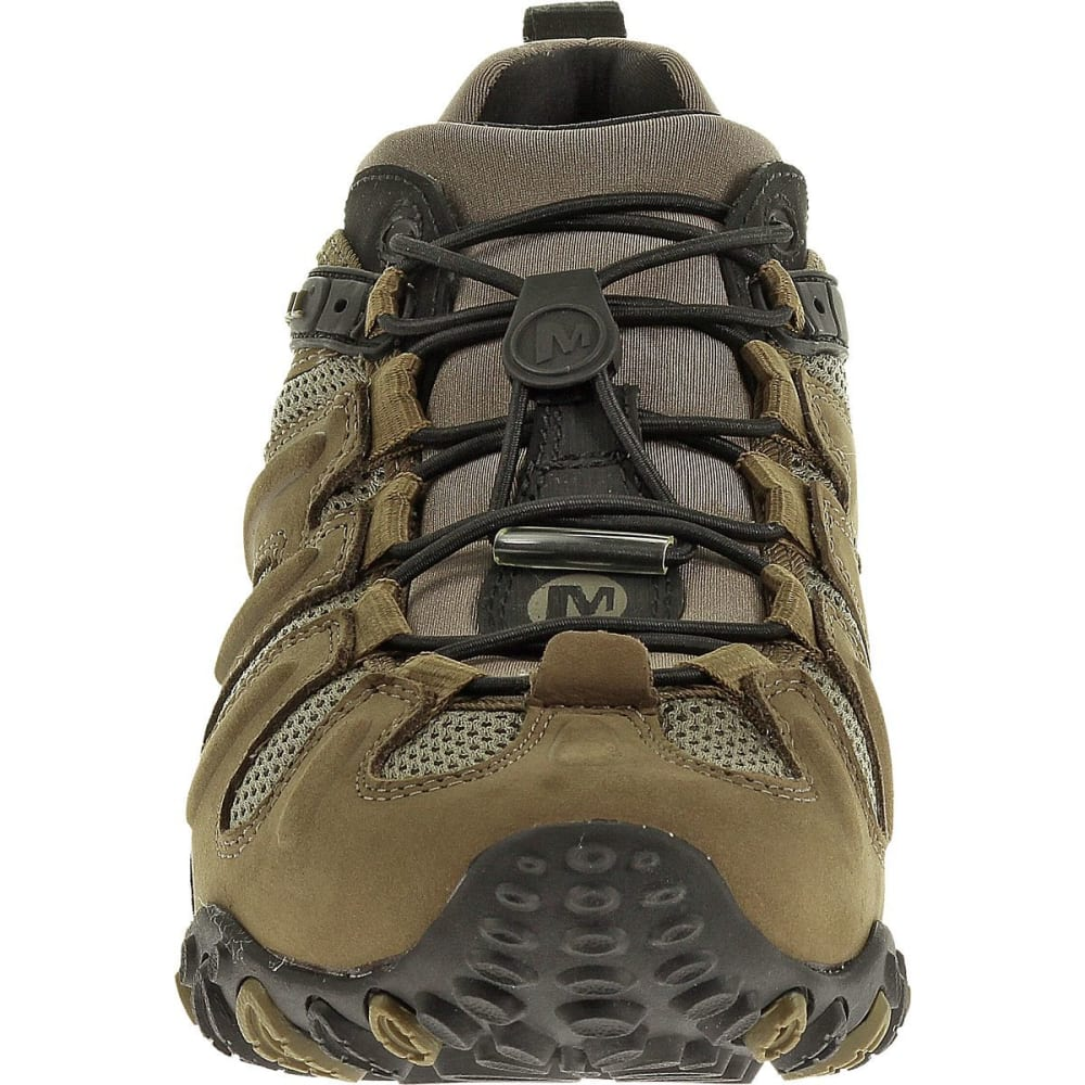 MERRELL Men's Chameleon Prime Stretch Hiking Shoes - KANGAROO
